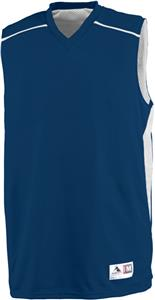 Augusta Reversible Slam Dunk Basketball Jersey