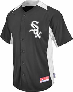 MLB Cool Base BP Chicago White Sox Baseball Jersey