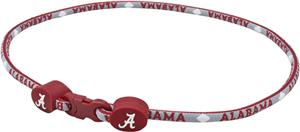 Eagles Wings NCAA Alabama Titanium Sport Necklaces