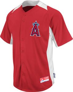 MLB Cool Base BP Los Angeles Angels Jersey