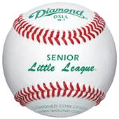 Diamond DSLL Senior Little League Youth Baseballs