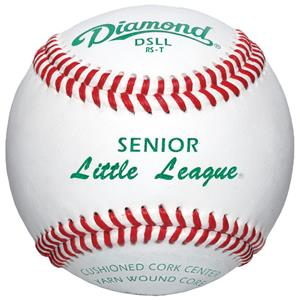 Diamond DSLL Senior Little League Youth Baseballs