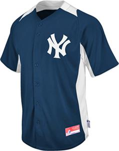 MLB Cool Base BP New York Yankees Baseball Jersey
