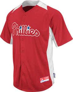 MLB Cool Base BP Philadelphia Phillies Jersey