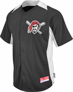 MLB Cool Base BP Pittsburgh Pirates Jersey
