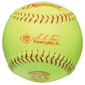 Diamond RC Fastpitch ASA Softballs Closeout