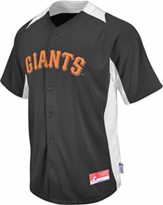 MLB Cool Base BP San Francisco Giants Jersey