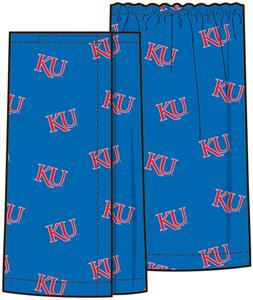 Emerson Street Kansas Jayhawks Womens Spa Wrap