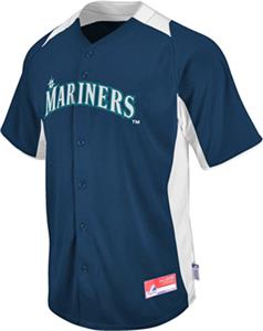MLB Cool Base BP Seattle Mariners Baseball Jersey