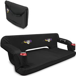 Picnic Time East Carolina Jolly Roger Reflex Couch
