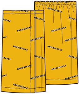 Emerson Street Missouri Tigers Womens Spa Wrap