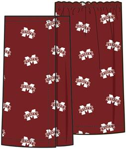 Emerson Street Mississippi State Womens Spa Wrap