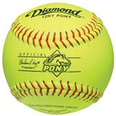 "Diamond 12RY Pony League 12"" Youth Softballs"