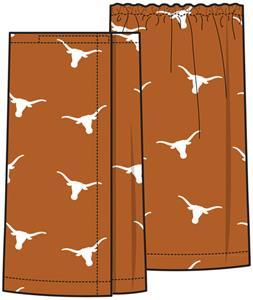 Emerson Street Texas Longhorns Womens Spa Wrap