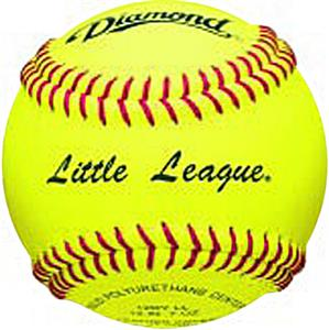 "Diamond 12RY LL 12"" Little League Softballs C/O"