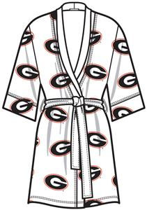 Emerson Street Georgia Womens Spa Kimono Robe