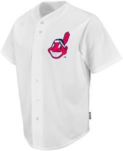 MLB Cool Base HD Cleveland Indians Baseball Jersey
