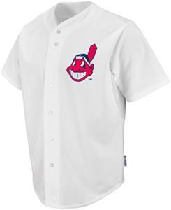 MLB Cool Base HD Cleveland Indians Baseball Jersey