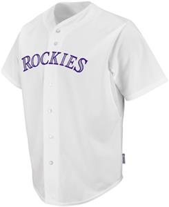 MLB Cool Base HD Colorado Rockies Baseball Jersey