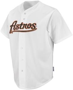 MLB Cool Base HD Houston Astros Baseball Jersey