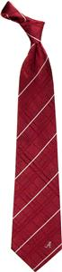 Eagles Wings NCAA Alabama Oxford Woven Tie