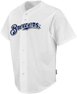 MLB Cool Base HD Milwaukee Brewers Baseball Jersey