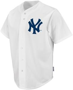 MLB Cool Base HD New York Yankees Baseball Jersey