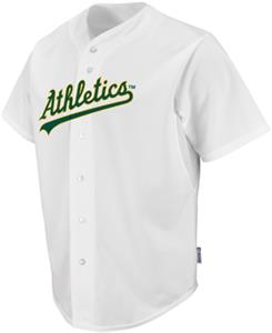 MLB Cool Base HD Oakland Athletics Baseball Jersey
