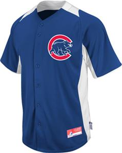 MLB Cool Base BP Chicago Cubs Baseball Jersey