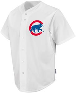 MLB Cool Base HD Chicago Cubs Baseball Jersey