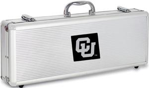 Picnic Time University of Colorado Fiero BBQ Set
