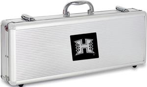 Picnic Time University of Hawaii Fiero BBQ Set