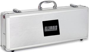 Picnic Time University of Illinois Fiero BBQ Set