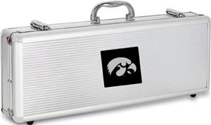 Picnic Time University of Iowa Fiero BBQ Set