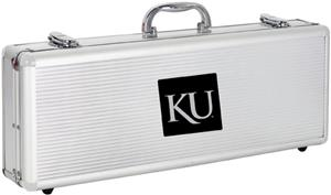 Picnic Time University of Kansas Fiero BBQ Set