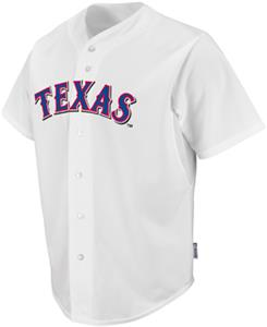 MLB Cool Base HD Texas Rangers Baseball Jersey