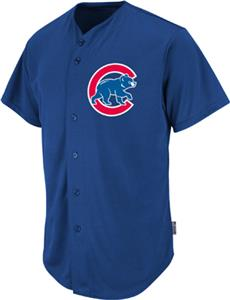 MLB Cool Base Chicago Cubs Baseball Jersey