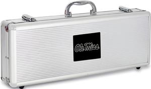 Picnic Time University Mississippi Fiero BBQ Set