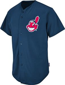 MLB Cool Base Cleveland Indians Baseball Jersey