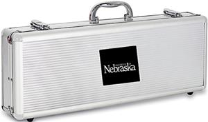 Picnic Time University of Nebraska Fiero BBQ Set