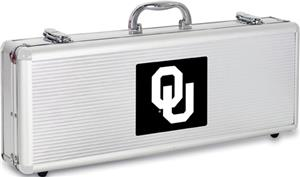 Picnic Time University of Oklahoma Fiero BBQ Set