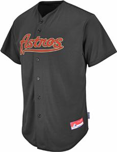 MLB Cool Base Houston Astros Baseball Jersey