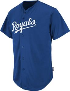 MLB Cool Base Kansas City Royals Baseball Jersey