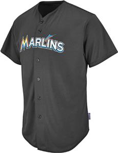 MLB Cool Base Miami Marlins Baseball Jersey