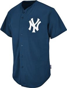 MLB Cool Base New York Yankees Baseball Jersey