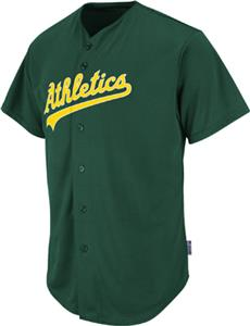MLB Cool Base Oakland Athletics Baseball Jersey
