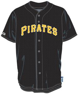MLB Cool Base Pittsburgh Pirates Baseball Jersey