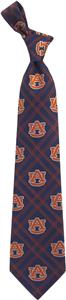Eagles Wings NCAA Auburn Tigers Woven Poly 2 Tie