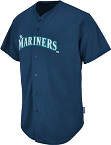 MLB Cool Base Seattle Mariners Baseball Jersey