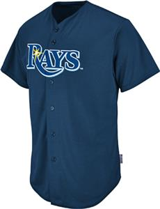 MLB Cool Base Tampa Bay Rays Baseball Jersey